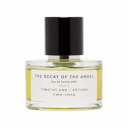 Timothy Han Perfume Decay of the Angel com 60 ml – Amarelo