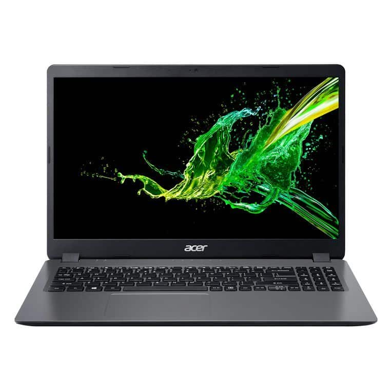 Notebook Acer Aspire 3 A315-54-561D Intel Core I5 4GB 256GB SSD 15,6′ Windows 10