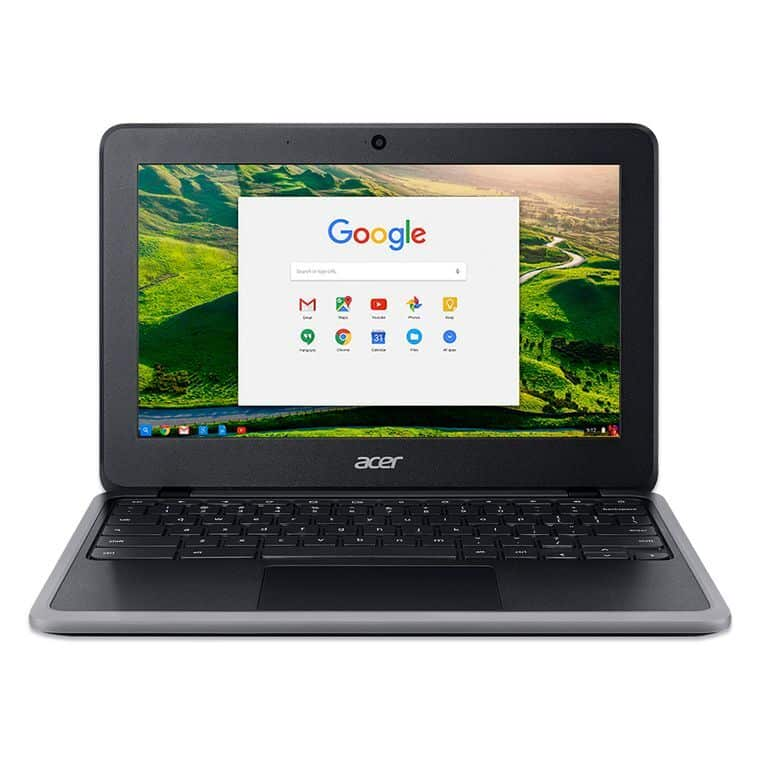 Chromebook Acer C733T-C0QD Intel Celeron 4 GB 11.6″ Chrome OS