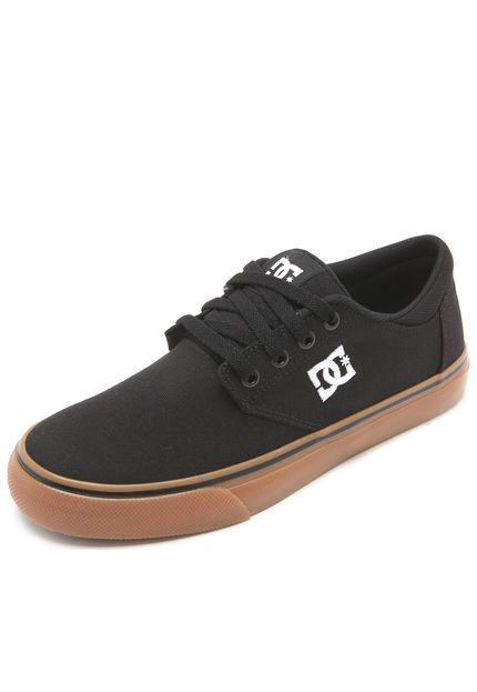 Tênis DC Shoes Plaza Lite Preto