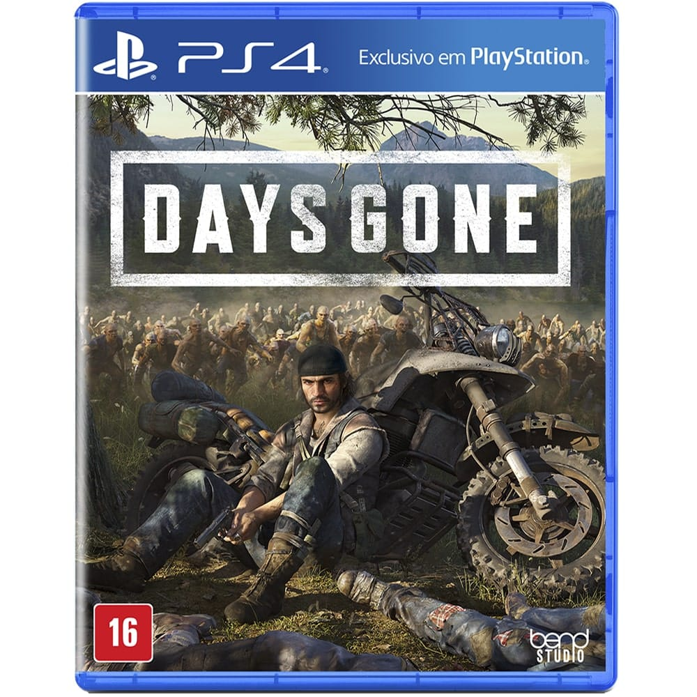 JOGO DAYS GONE – PS4 por 69,00